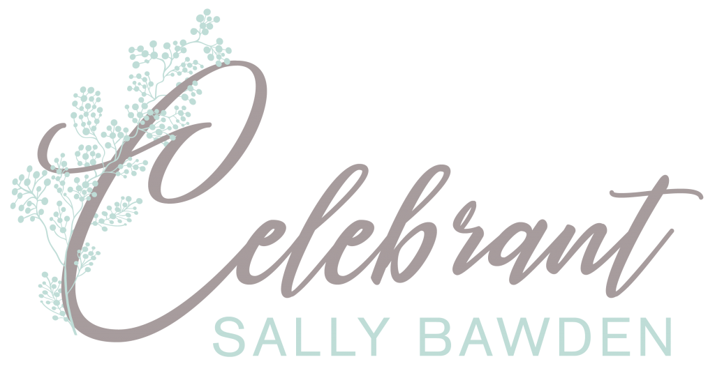 LOGO - Celebrant Sally Bawden-01